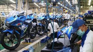 Penghentian Pabrik Suzuki Diperpanjang Hingga Mei 2020, Tambun I Tetap Beroperasi