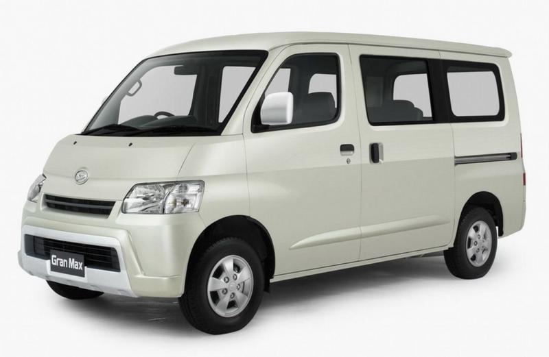 Selain versi minibus, Daihatsu Gran Max juga tersedia dalam versi blind van dan pick up sebagai pilihan kendaraan komersial ringan. (ist)