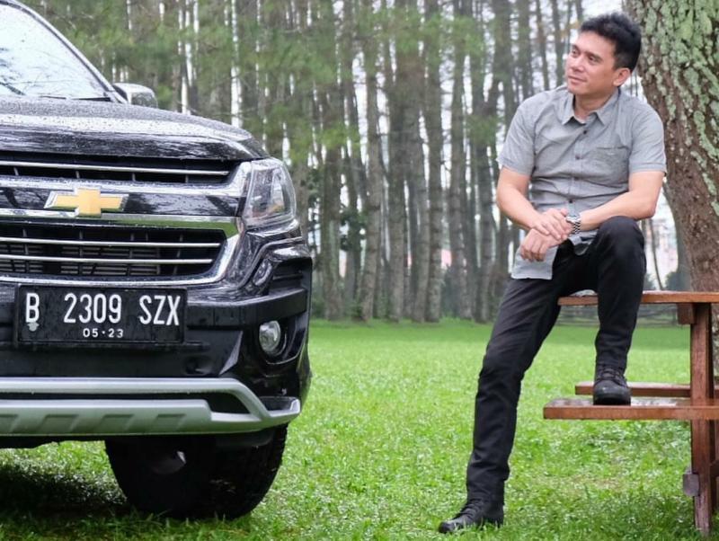 Karirnya dimulai dari Mercedes-Benz Indonesia pada tahun 1992 dan selama delapan tahun terakhir berlabuh di perusahaan otomotif Amerika ini. (Dok.Yuniadi)