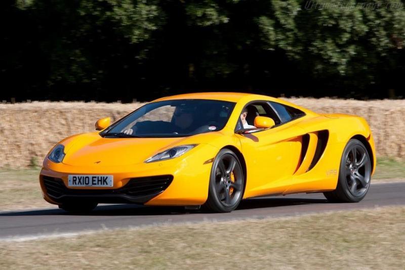 Supercar produksi Inggris ini merupakan produksi terbatas. (foto : ist)