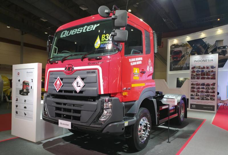 Bagi Astra UD Trucks, kepuasan pelanggan merupakan faktor utama dalam bisnis. (anto)