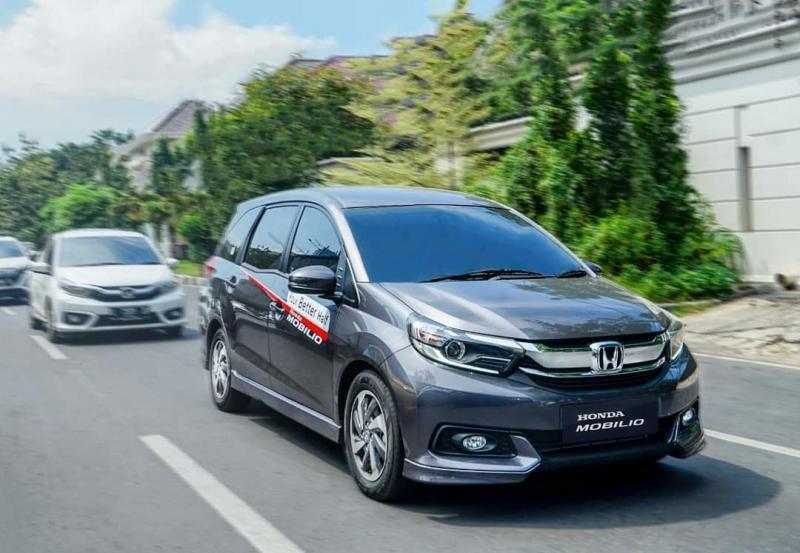 Honda Mobilio, salah satu andalan penjualan Honda di segmen Low MPV. (hondaisme)