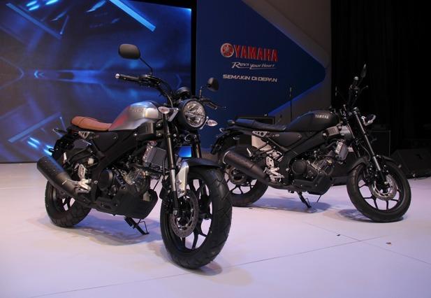 Ciri khas Yamaha XSR 155 dinilai mampu memenuhi selera konsumen yang menginginkan hal berbeda sesuai fungsi penggunaannya dan gaya hidup berkendara saat ini. (ist)