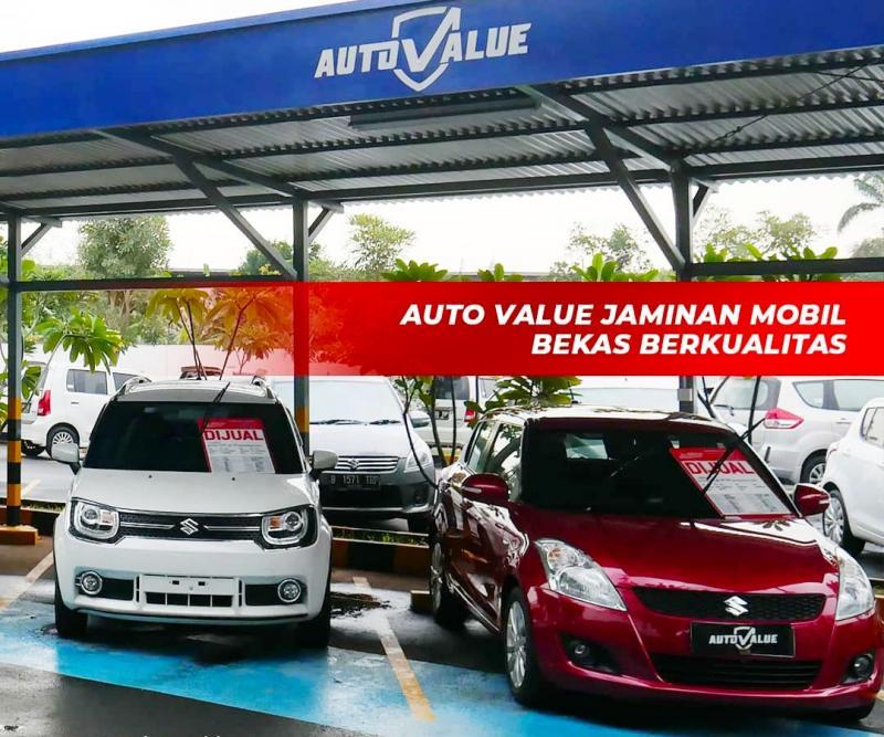 Suzuki Auto Value  men-support penjualan mobil baru Suzuki. Secara jangka panjang bisa tumbuh. (Auto value id)