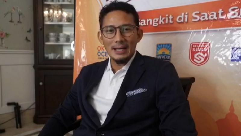 Sandiaga Uno berikan apresiasi penyelenggaraan Ramadhan Balap Indonesia 2020