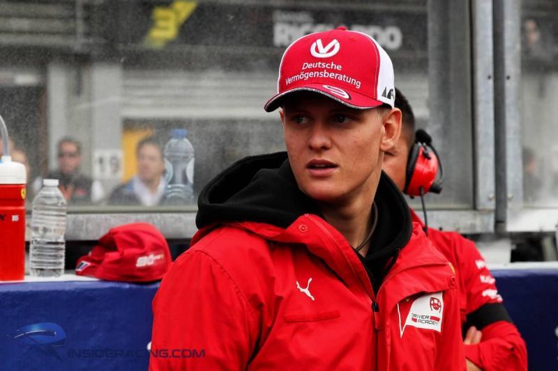 Mick Schumacher, penerus Michael Schumacher yang sudah berada di kubu Ferrari. (Foto: insideracing)