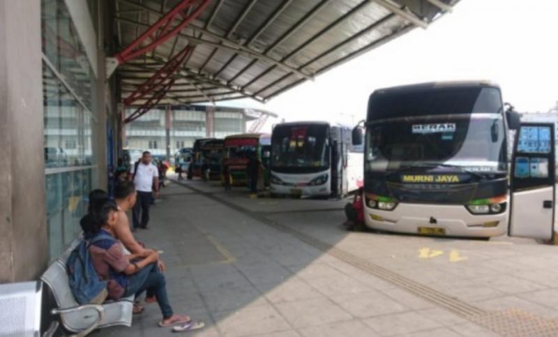 Terminal Pulo Gebang kembali akan melayani perjalanan antar kota dengan syarat yang ketat, tapi bukan untuk mudik Lebaran. (Foto : ist)