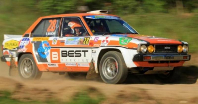 Erwin Mancha pereli Best Parking Rally Team, berharap masih bisa reli tahun ini