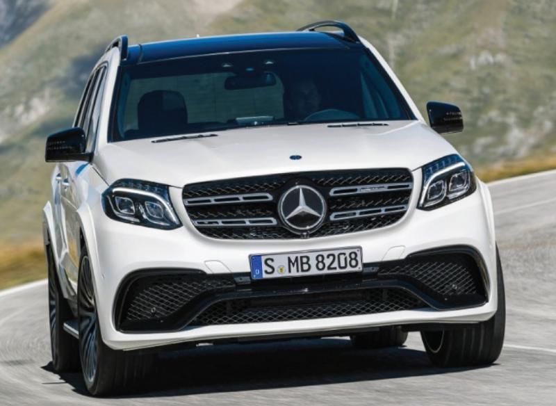 Mercedes-Benz AMG GLS 63 salah satu pionir segmen Sport Utility Vehicle