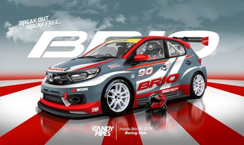 """Sesuai dengan konsep modifikasi dari rumah, ajang tahun ini mengusung tema """"Racing Garage""""."""