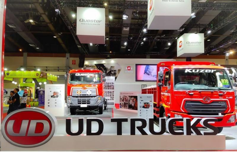 Beberapa layanan ekstra yang dimaksudnya tersebut adalah perpanjangan masa garansi dan perpanjangan masa servis gratis bagi perawatan kendaraan UD Trucks.