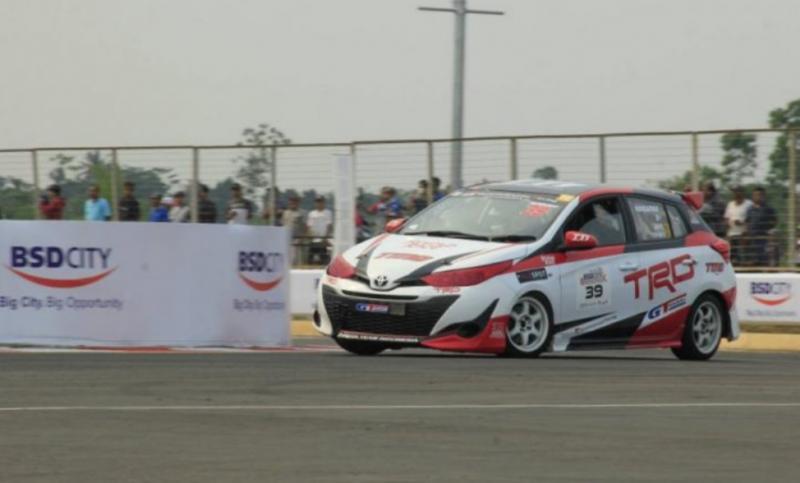 Ketidakpastian berakhirnya Covid19, membuat Toyota Team Indonesia belum putuskan balap atau tidak musim ini
