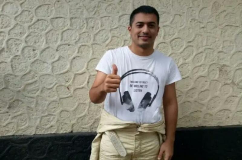 Zahir Ali, kembali main balap Simulator karena Corona dan targetnya buat isi waktu luang aja. (foto : bs)