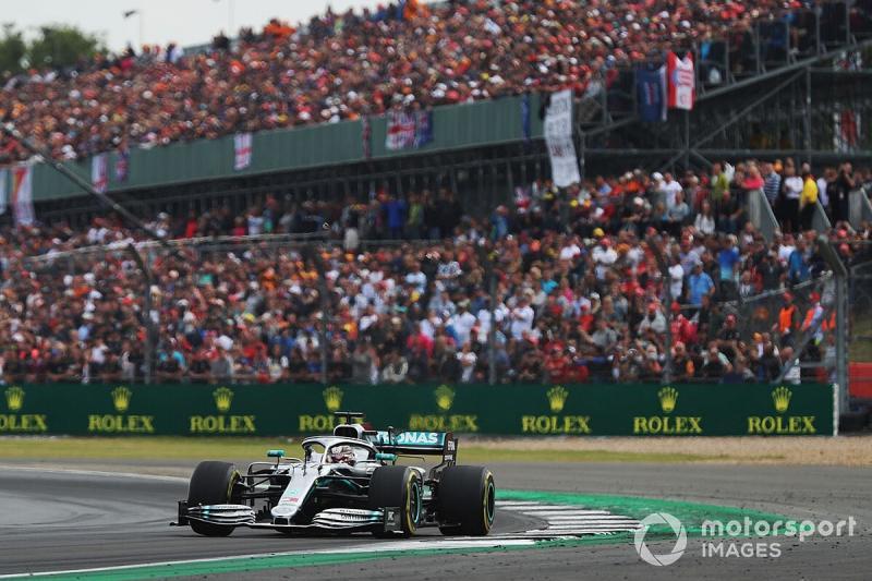 Sirkuit Silverstone Inggris pastikan dua jatah balapan tanpa penonton musim 2020. (Foto: motorsport)