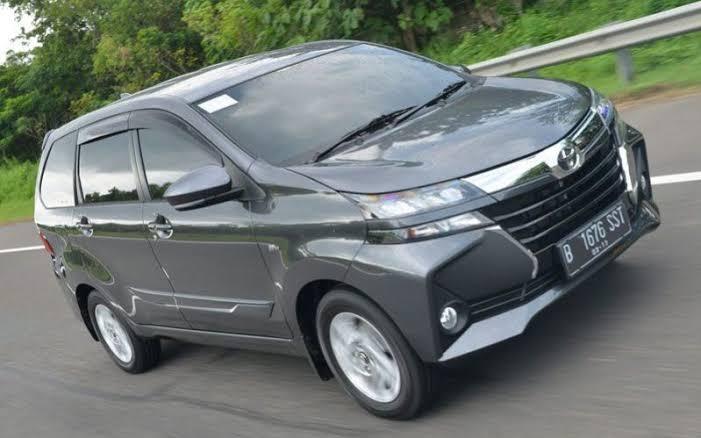 Toyota Avanza masih merajai segmen MPV di Tanah Air