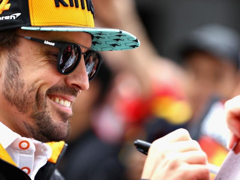Fernando Alonso, tanda tangannya ditunggu untuk F1 2021? (Foto: planetf1)