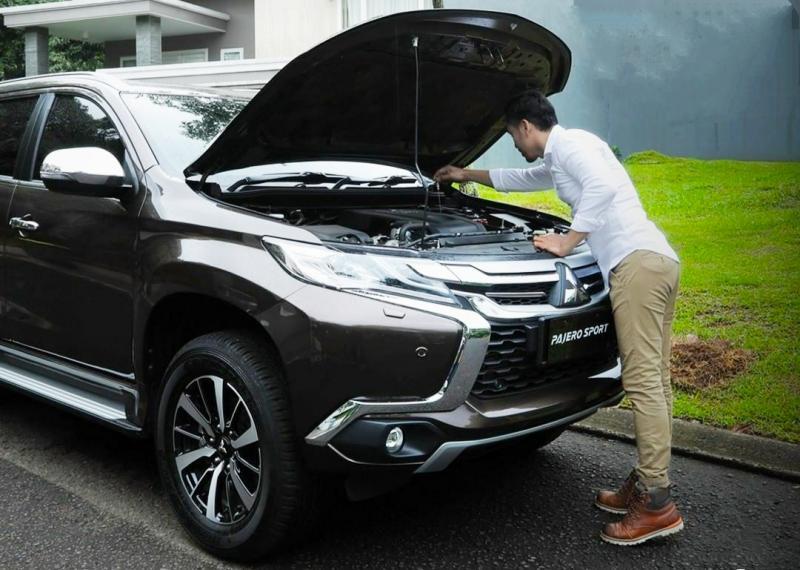 Mumpung di rumah aja dan mobil lebih banyak terparkir, ada baiknya periksakan kondisi cairan di ruang mesin agar tetap prima.