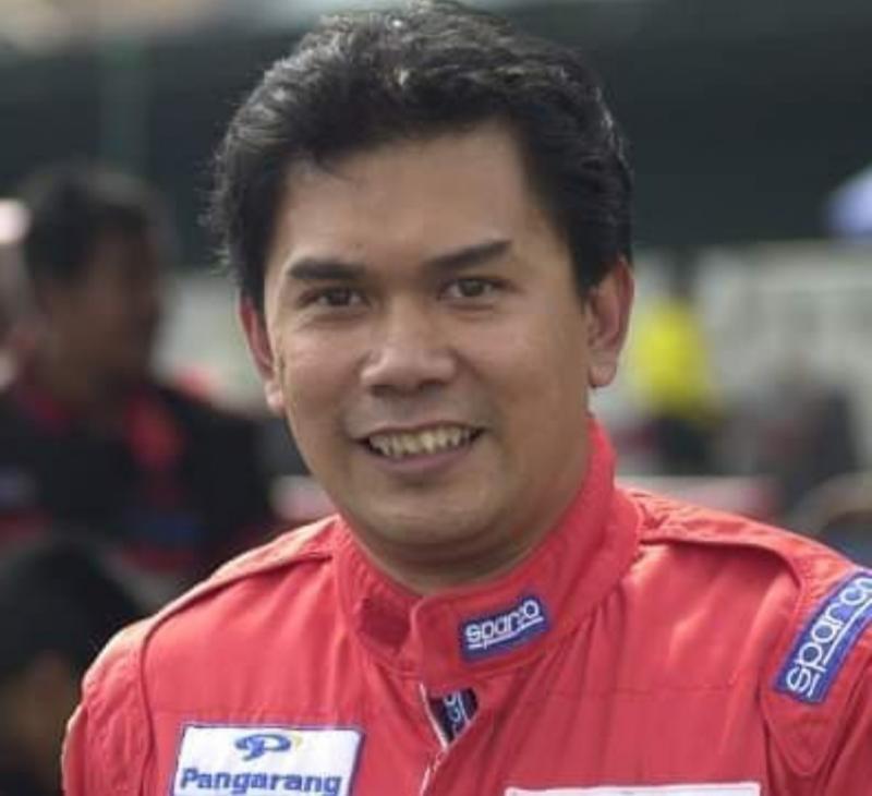 Fredi Rostiawan, sambut baik konsep balap baru standar covid dengan persiapan yang matang. (Foto : ist)