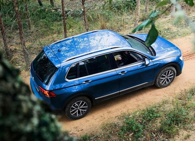 Volkswagen mengutamakan konsumen yang ingin melakukan test drive dengan tujuan sosial selama masa pandemi ini baik ke komunitas maupun keluarga sendiri. (VW Indonesia)