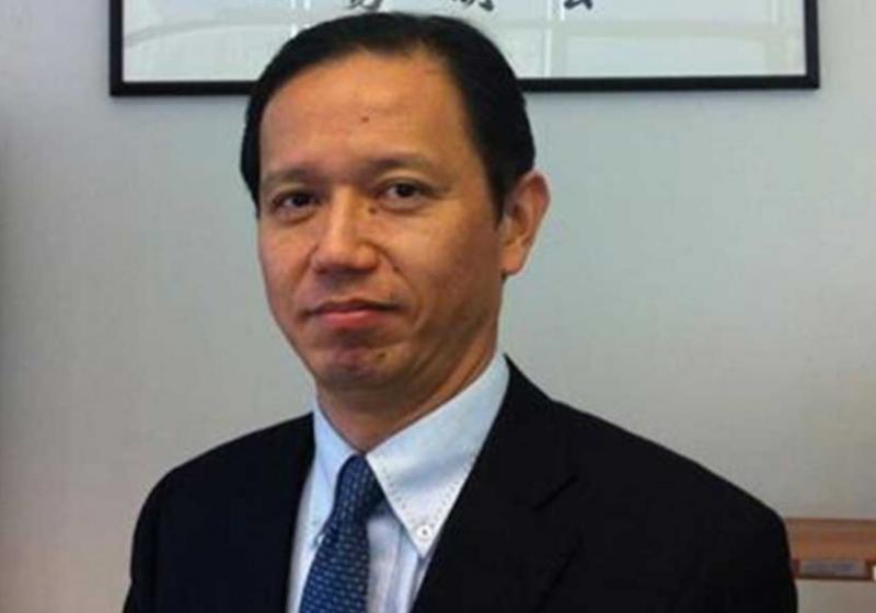 Naoya Rocky Takai, Presiden Direktur baru PT KTB yang kursus bahasa Indonesia dua kali seminggu. (foto : ktb)