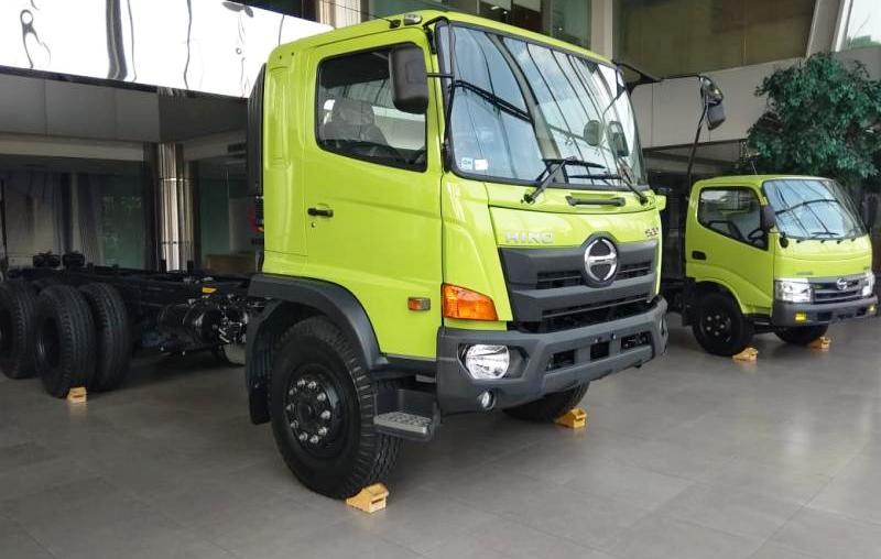 Untuk saat ini Hino Motors masih terus memantau perkembangan situasi terkini. Harapannya, masuk semester kedua semoga industri otomotif bisa berangsur pulih. (anto)