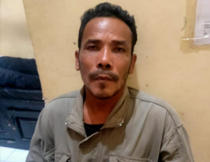 M Nuh ternyata hanya seorang buruh, tidak lakukan pembayaran motor Gesits bertanda tangan Jokowi seharga Rp 2,55 miliar dan ditangkap aparat dari Polda Jambi