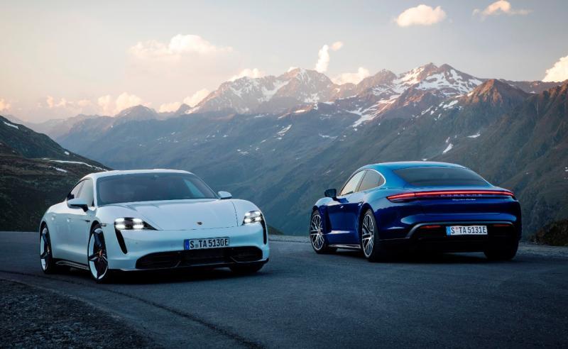 Sportcar empat pintu yang digadang menjadi pesaing Tesla ini, hadir dalam dua pilihan varian dengan spesifikasi tenaga yang berbeda. (ist)