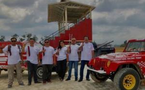Pemilik dan pengelola Suwarnadwipa Nusantara Circuit Muara Bungo Jambi