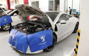 Bengkel resmi Astra Peugeot tetap buka dan akan membantu konsumen. (Ist)