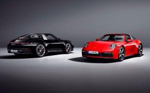Porsche 911 Targa hadir dalam satu pilihan mesin dengan dua tenaga yang berbeda untuk dua variannya.(ist)