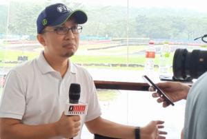 Sadikin Aksa, masih draft untuk mendapatkan masukan dari stakeholder IMI. (foto : bs)