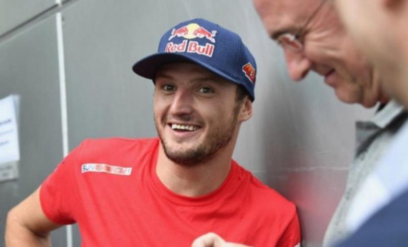 Jack Miller resmi menjadi joki tim Ducati untuk MotoGP musim 2021. (foto : ist)