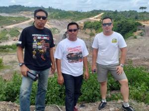 Dari kiri Fiddoh Muhammad, Memen Harianto dan TB Adhi, punggawa Suwarnadwipa Nusantara Circuit, masih menunggu IMI Pusat terkait rencana event balap tahun 2020 ini