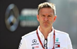 James Allison selaku Direktur Teknis tim Mercedes berpeluang besar mengisi posisi Toto Wolff.