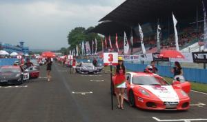 Sirkuit Sentul International Bogor segera merespon Protokol Balap Standar Covid dari IMI Pusat. (Foto : Perfourm)