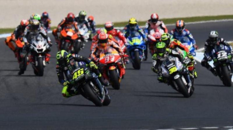 Semarak balap MotoGP di Philip Island, dipastikan tak hadir di musim 2020. (Foto: roadracingworld)