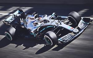 Mercedes di F1, lanjut di 2021? (Foto: ist)
