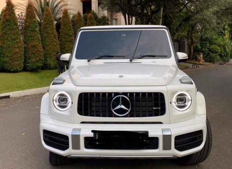 Mercedes-Benz G63 AMG maskulin bergaya trendy bermesin V8 Biturbo 4.0 Liter. (foto : ist)