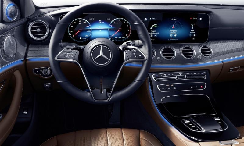 Model terbaru Mercedes-Benz E-Class Coupe dan Cabrio yang akan meluncur pada 2021 akan dilengkapi teknologi baru ini. (daimler)