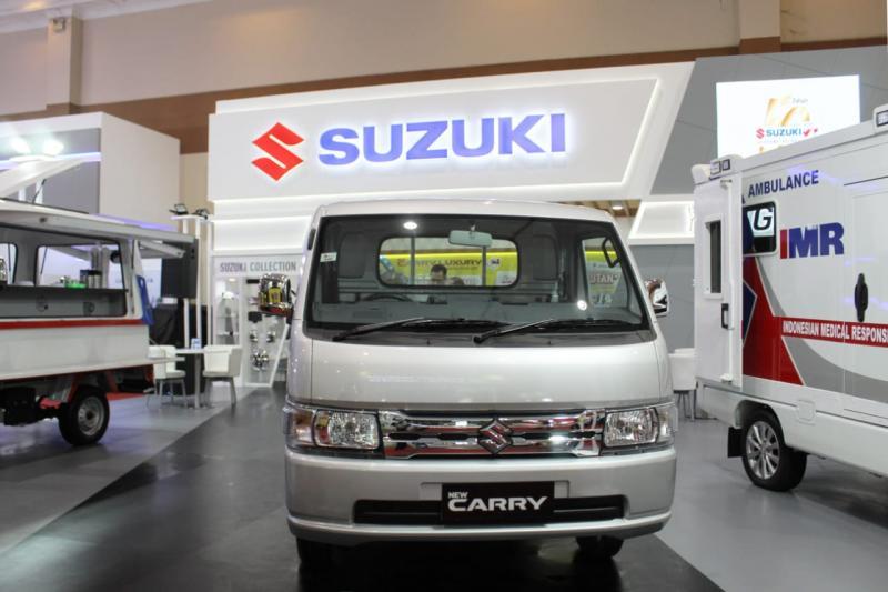 PT Suzuki Indomobil Sales mengalami peningkatan marketshare