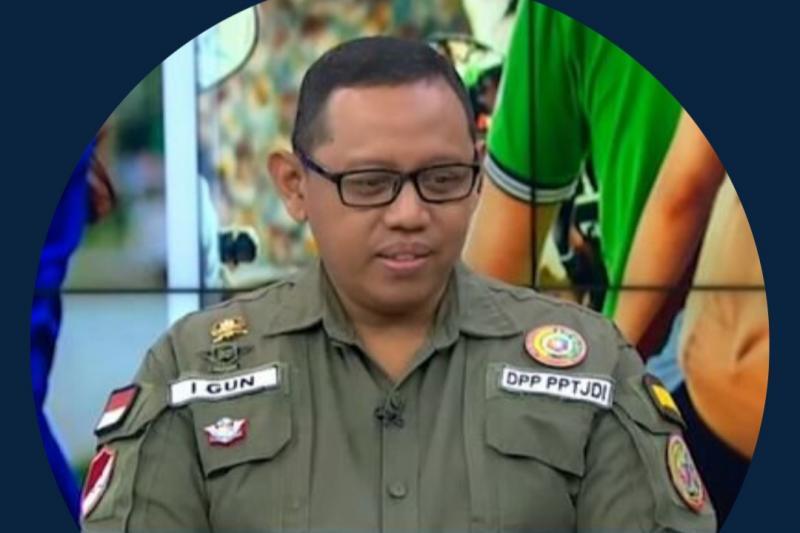 Igun Wicaksono, telah berkoordinasi dengan Kemenhub dan menunggu approval. (foto : ist)