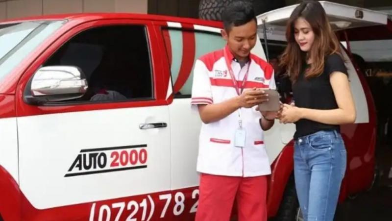 Auto2000 bantu menyiapkan kendaraan Toyota Anda masuki New Normal.