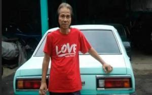 Sidarto SA, salah satu pendiri klub Speed Driver dan Pembalap Datsun kini telah berpulang. (Foto : otoblitz)