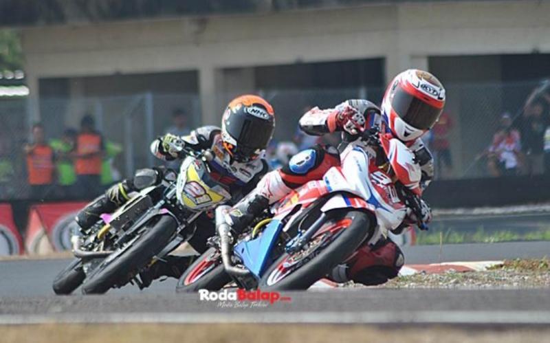 Kejuaraan balap motor Oneprix 2020 akan kembali digelar di SIKC Bogor. (foto : rodabalap)