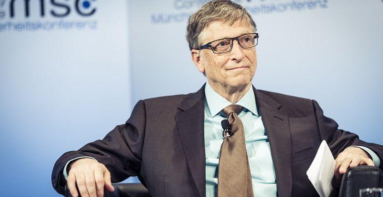 Bill Gates, pendiri Microsoft dan pemilik harta 105,6 miliar USD. (Foto: gpblog)