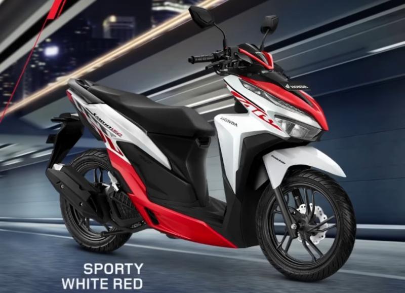 beragam penyematan fitur dan teknologi terbaik pada Honda Vario menjadikan model ini sebagai skutik teririt di kelasnya. (welovehonda)
