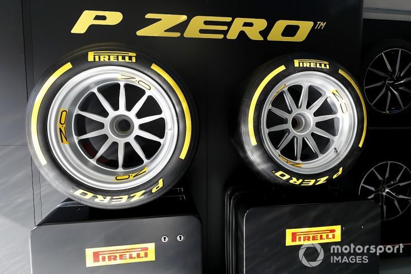Penggunaan ban F1 dengan diameter 18 inch mengalami penundaan hingga 2022