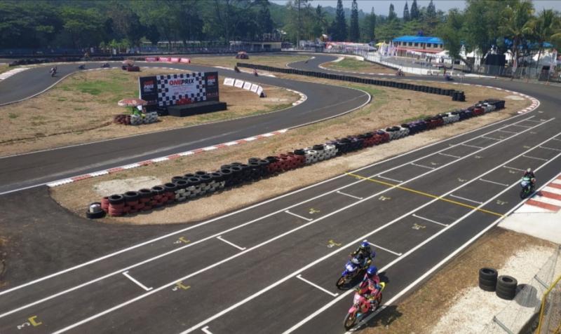 Sentul International Karting Circuit Bogor akan jadi tuan rumah kejurnas Oneprix seri 1 2020. (Foto : 100kpj)