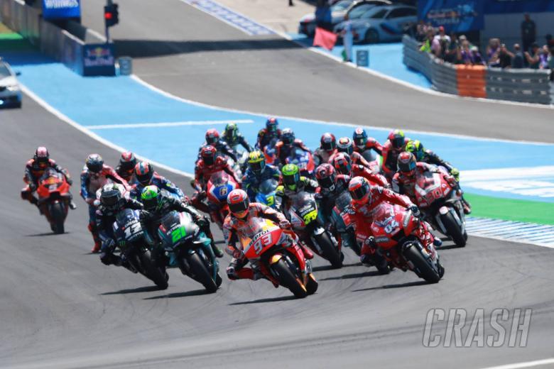 MotoGP 2020 dengan 13 seri awal sudah amankan status kejuaraan dunia. (Foto: crash)