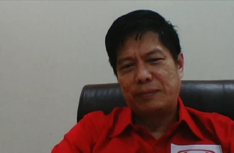 Yusak Billy, soal komposisi pembalap Honda Racing Indonesia di ISSOM 2020 akan segera direlease. (foto : bs)